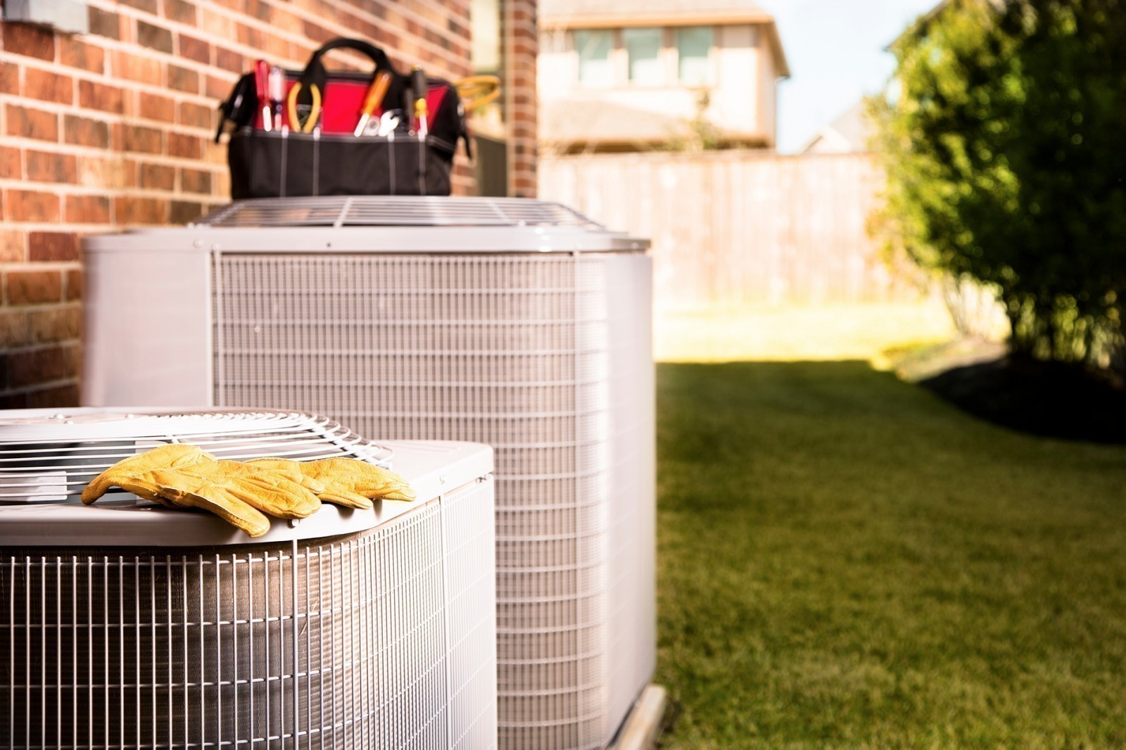 Air conditioning repair in Bucks County