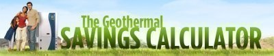 Geothermal Cost Benefits Savings Calculator