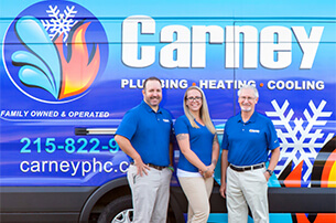 Carney Customer Service Team